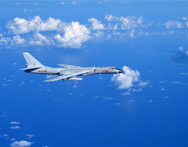 """中国空军战机接连远洋训练西方还没""""习惯"""""""