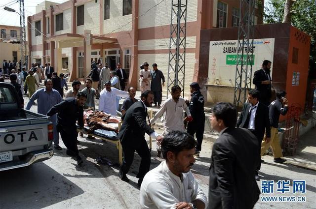 巴准军事部队遭自杀式袭击 2人死亡多人受伤