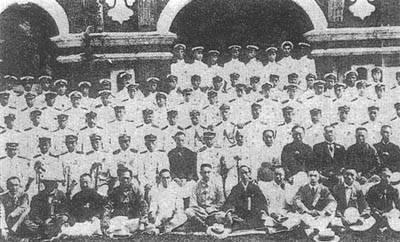 历史上的今天:孙中山南下广州护法