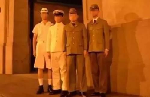逆行的军装不是用来诋毁嘲讽的道具