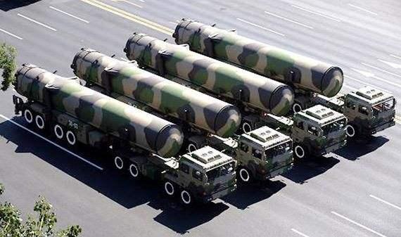 最新全球核弹数量曝光中国排第四