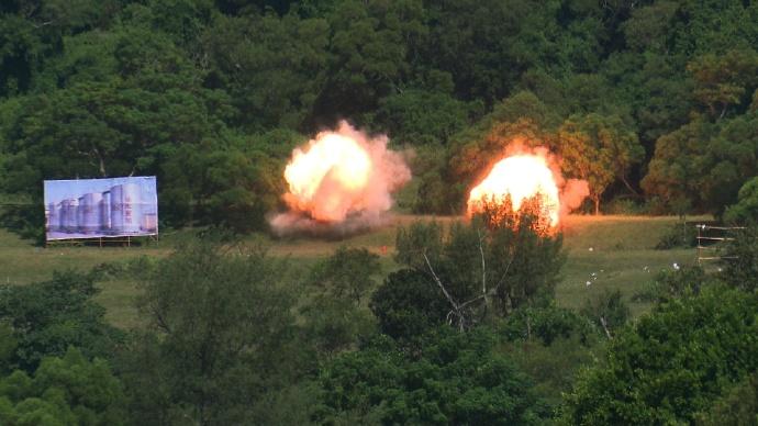 空降兵部队陌生地域空投训练