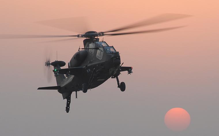 """走进中国武装直升机诞生的""""摇篮"""""""
