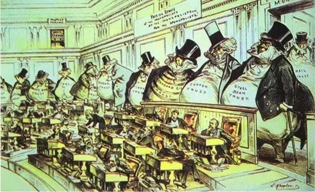 当代资本主义陷入了系统性危机