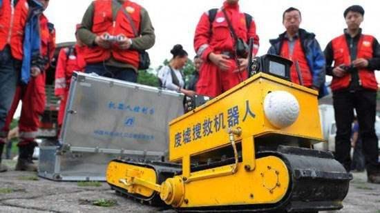 厉害了我的中国,机器首发九寨沟地震消息