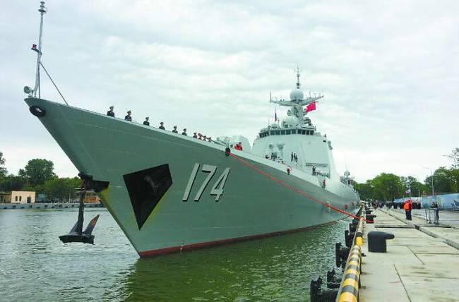 中俄海上联演第二段9月开练双方将演练反潜
