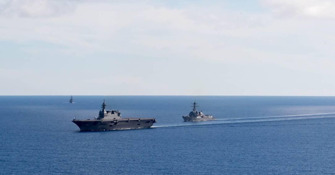南海的和平最为重要 不希望再起争端