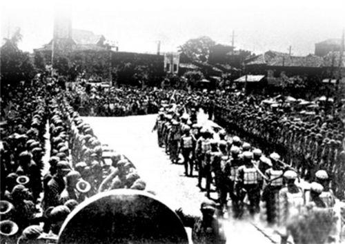 揭秘:1949哪支部队解放了南昌城?