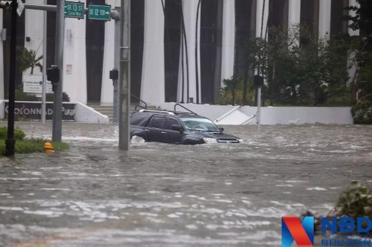 两场飓风肆虐 美国一年GDP的1.5%恐怕没了