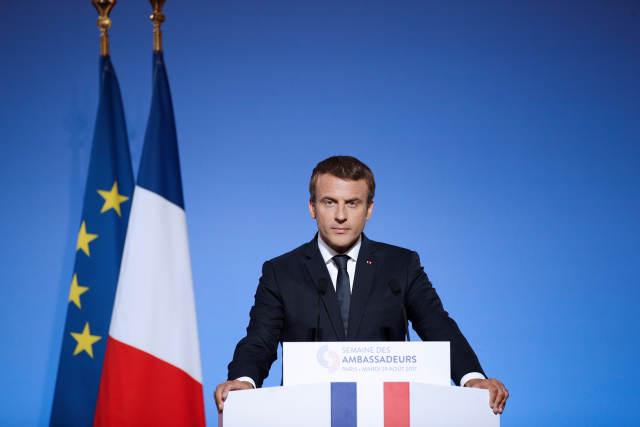 法国反对派集体炮轰马克龙政府备灾不力