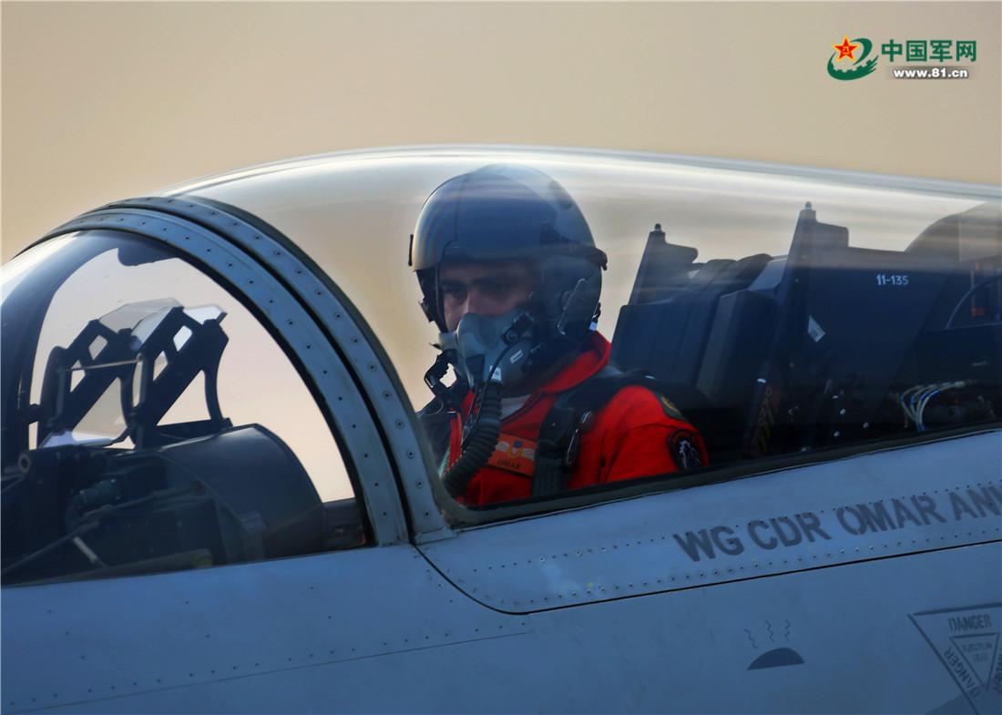 中巴空军联演为对付印度?纯属过度解读