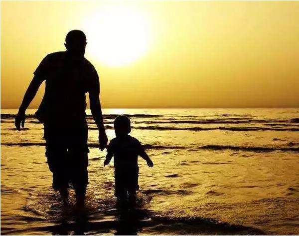 从父亲的泪水中,我读懂人生