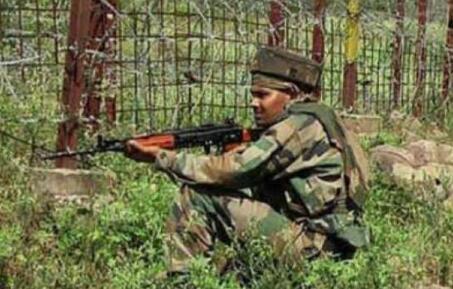 印巴克什米尔再爆枪战印军杀死4名巴方平民