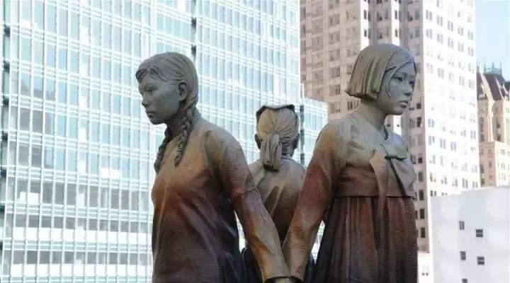 慰安妇塑像旧金山揭幕 日本抗议者怕的是啥?