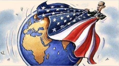 """美国已成新型""""制裁超级大国"""""""