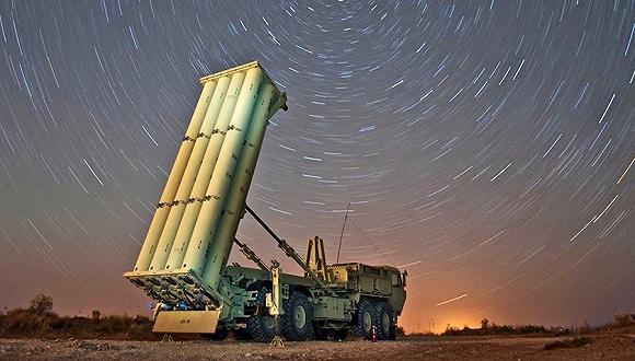 """美向沙特出售""""萨德""""无关军事平衡吗?"""