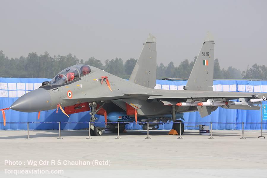 印将领扬言战机不够在空战中仍打得过中国