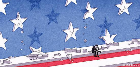 美媒文章:西方不少年轻人对民主失望