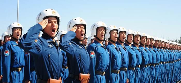 英雄的中国空军让我人生无悔
