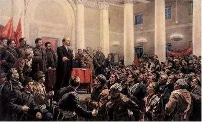 十月革命百年,人类进步的一个世纪