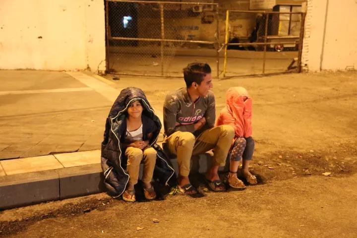 揪心!伊拉克发生7.8级地震,多人死伤