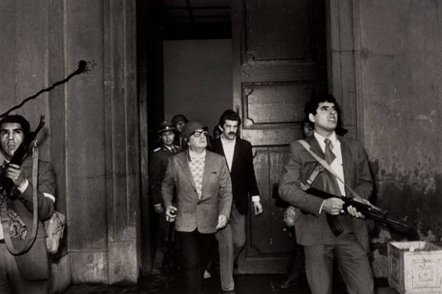 忆周总理对智利阿连德政权前途的准确预言