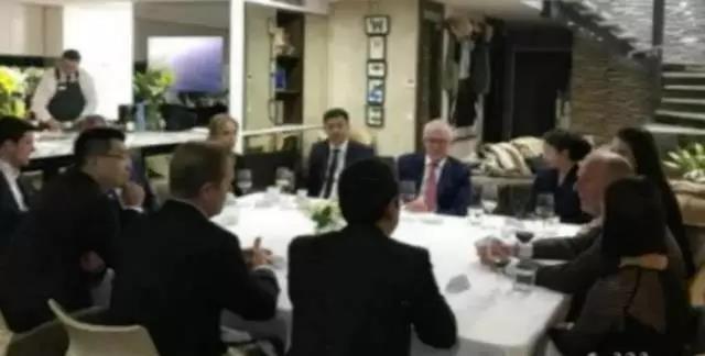 澳大利亚总理被骂惨,只因饭局有个中国商人