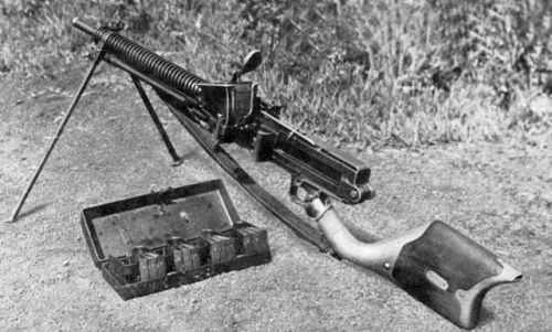 中国人民抗日战争战场上的神器