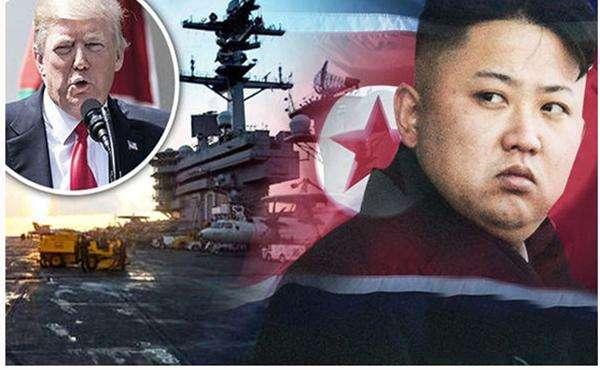 美帝蠢蠢欲动,朝鲜半岛到了最危险的时刻