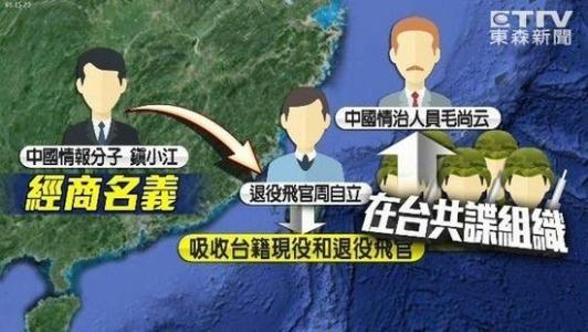 """又想忽悠民众?民进党炒作""""五千共谍在台湾"""""""