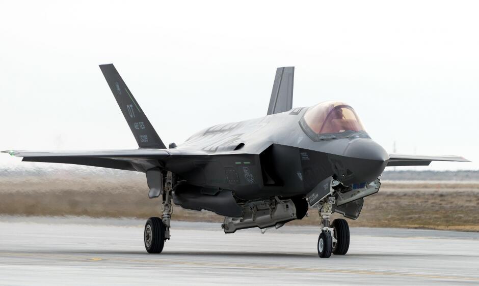 韩国计划增购20架美国F-35战机 总数将达60架