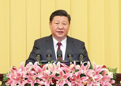 国人当自强,为中华巨轮破浪前行贡献力量