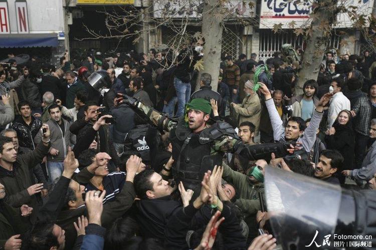 以总理否认以色列是伊朗游行示威背后推手