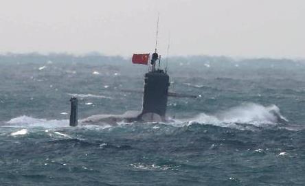 日方抗议我核潜艇进入钓鱼岛毗邻区