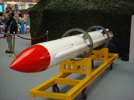 借口大陆军事威胁!台研制射程覆盖北京导弹