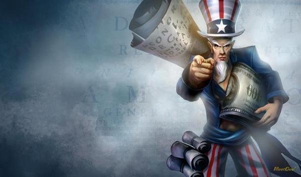 美国拉诸强打压中国 防不胜防!