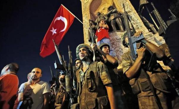 美国背后策划新政变 土耳其怒怼特朗普