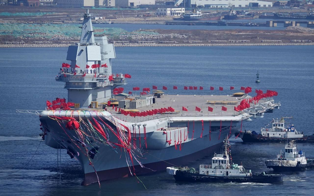 航母在亚太受欢迎 中国或造6艘日韩紧随