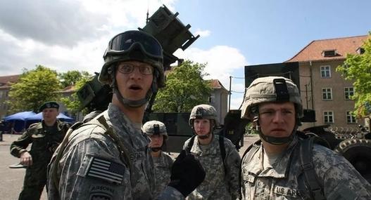 猝不及防!美国大兵就这样曝光了自家的机密……