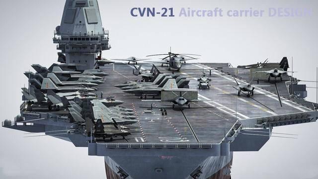 中国要造核航母了!