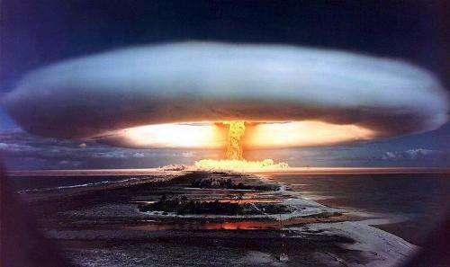 美国大玩核火早晚烧到自己眉毛
