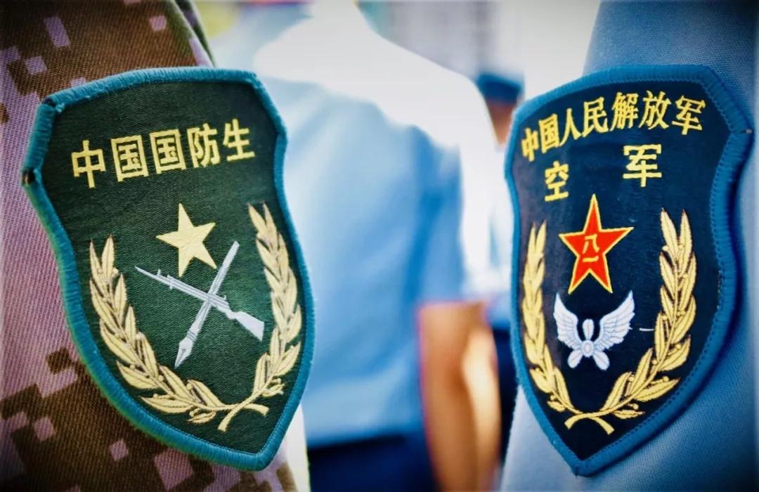 对军人的爱戴,就是对我们幸福生活的珍惜!