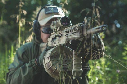 AK47魔改?俄罗斯量产RPK16轻型机枪
