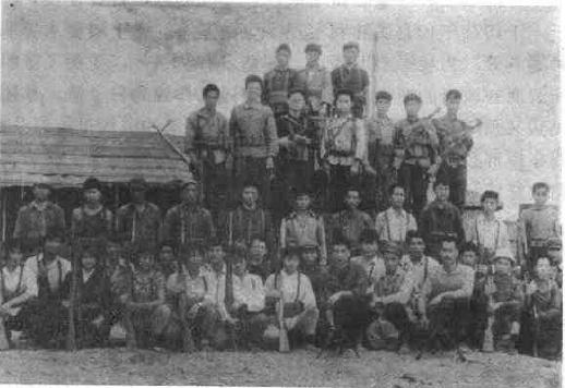 越军擅长偷袭,但中国民兵可不是吃素的