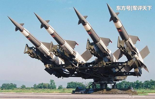 以色列攻击叙利亚 叙军反击拦截5枚导弹