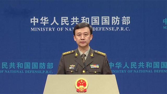 """国防部深夜回应美""""与台湾交往法案"""""""