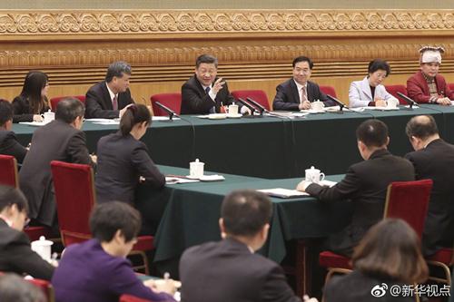 习近平参加广东代表团审议,听听他说了啥?