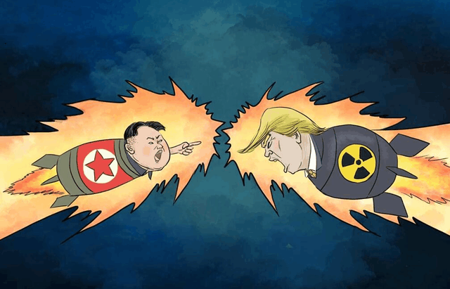 """这场""""疯子""""之间的对决,金正恩更胜特朗普一筹 ――写在朝鲜半岛局势显露曙光之际"""