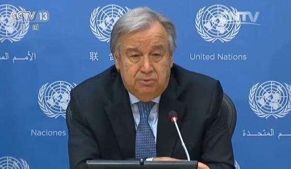 特朗普绕过联合国对叙开战,联合国软弱无力