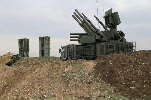 美导弹来袭驻叙俄军能防住吗?